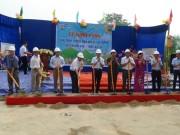 VNSTEEL: 5 tỷ đồng hỗ trợ xây dựng Trường Mầm non Tân Thượng