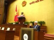 Phó Chủ tịch Quốc hội Uông Chu Lưu gặp mặt cán bộ công đoàn tiêu biểu ngành Dầu khí