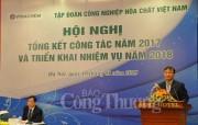Tập đoàn Hóa chất Việt Nam đã có nỗ lực vượt bậc