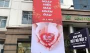Bệnh viện Mắt Hà Nội 2 hiến máu nhân đạo trong ngày Thầy thuốc Việt Nam