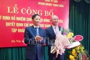 Chính thức bổ nhiệm Chủ tịch Hội đồng thành viên Tập đoàn Hóa chất Việt Nam