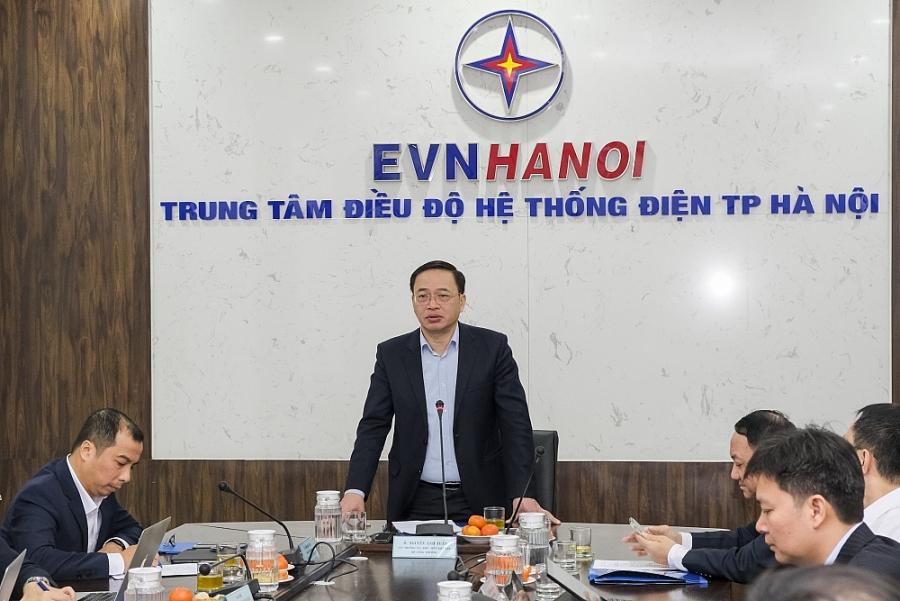 Ông Nguyễn Anh Tuấn - Cục trưởng Cục Điều tiết điện lực, Bộ Công Thương