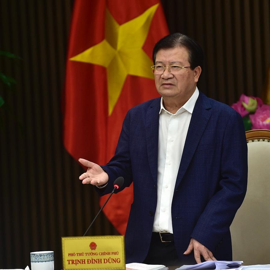 Hội đồng thẩm định Quy hoạch điện VIII họp dưới sự chủ trì của Phó Thủ tướng Trịnh Đình Dũng, Chủ tịch Hội đồng.