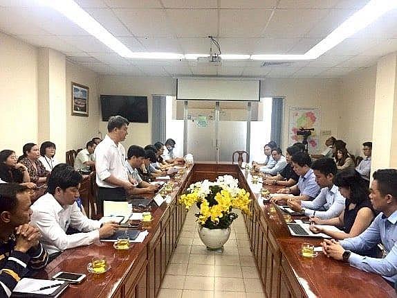 Cục Thương mại điện tử và Kinh tế số các buổi làm việc với Sở Công Thương địa phương
