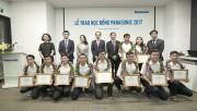 Chương trình Học bổng Panasonic 2018 chính thức khởi động