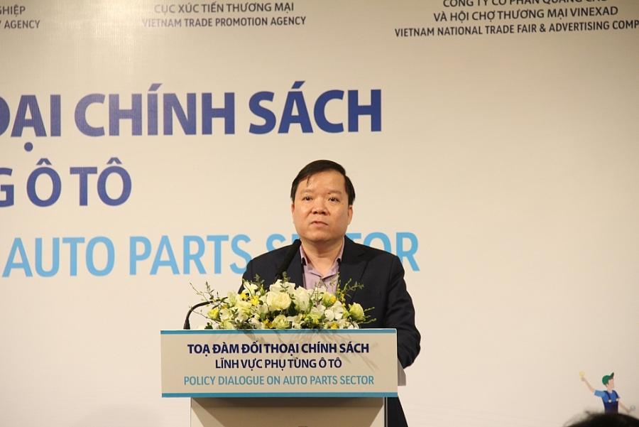 ông Phạm Tuấn Anh- Phó cục trưởng Cục Công nghiệp