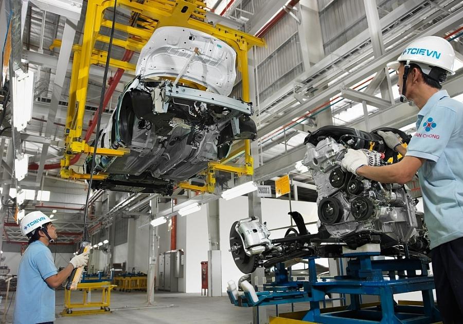 Thúc đẩy hình thành chuỗi liên kết sản xuất phụ tùng ô tô