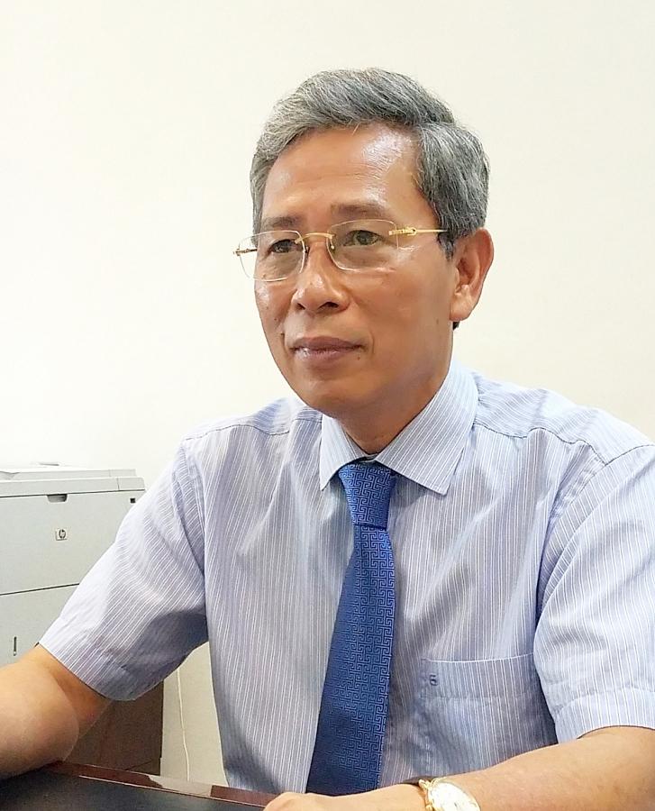 ông Nguyễn Văn Thanh – Cục trưởng Cục Hóa chất- (Bộ Công Thương)