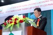 Kỷ niệm 55 năm ngày thành lập và đón nhận Huân chương Lao động hạng Nhất