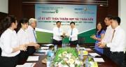 Vietcombank Tiền Giang ký kết hợp tác toàn diện với Công ty Bảo Việt Tiền Giang