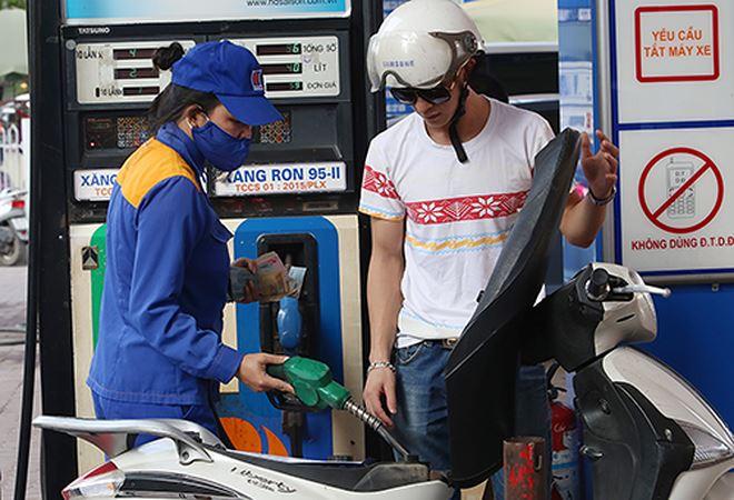 Giá xăng dầu đồng loạt tăng từ 15h ngày 8/5