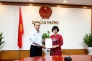 Chính thức bổ nhiệm Phó Cục trưởng Cục Thương mại điện tử và Kinh tế số