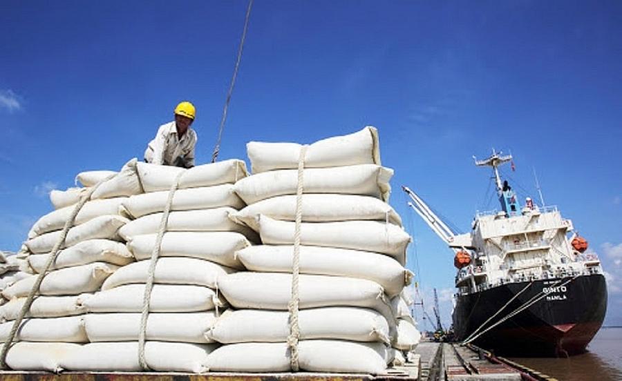 viet nam trung thau cung cap 30 nghin tan gao trang cho philippines