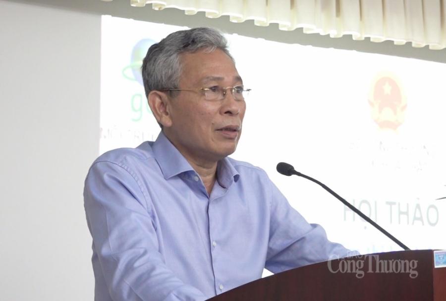ông Nguyễn Văn Thanh – Cục trưởng Cục Hóa