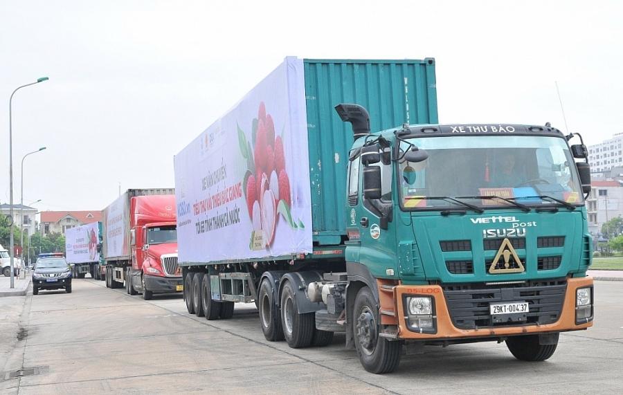 tạo điều kiện cho các sàn TMĐT và đơn vị vận chuyển phân phối hàng hóa thiết yếu