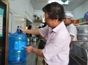 Thị trường nước đóng chai vẫn tồn tại hàng kém chất lượng
