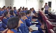 Petrolimex Nam Định tập huấn quy trình bán hàng 5 bước