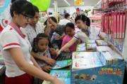 Thị trường đồ dùng học tập- Hàng Việt chiếm ưu thế