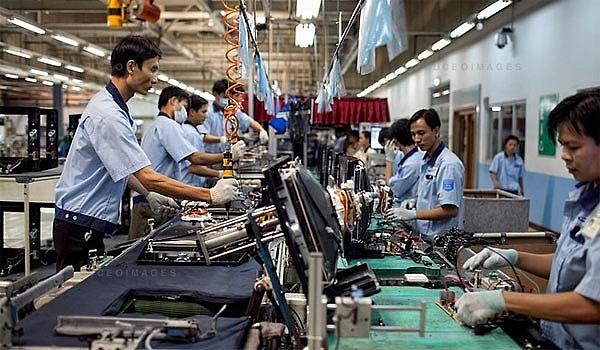 sản xuất công nghiệp cần phải nỗ lực nhiều hơn nữa để có thể duy trì đà tăng trưởng này trong những tháng còn lại của năm