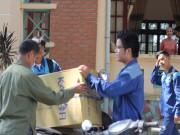 Karofi tặng máy lọc nước đến những gia đình khó khăn ở Chương Mỹ