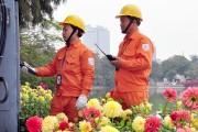 Đảm bảo điện phục vụ các hoạt động kỷ niệm 63 năm Ngày giải phóng Thủ đô