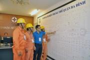 Tăng cường công tác ứng trực đảm bảo điện phục vụ Kỳ họp thứ 4, Quốc hội khóa XIV