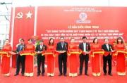 Gắn biển Công trình xây dựng mạch 2 đường dây 110Kv Đông Anh - Vân Trì