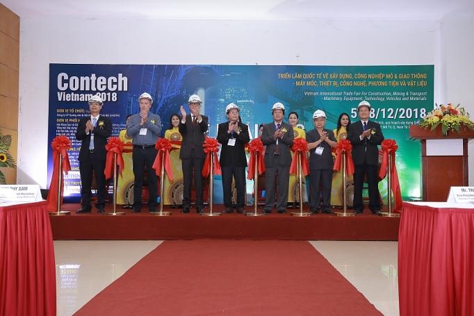 contech vietnam 2018 mang den cong nghe tot cho doanh nghiep nang cao suc canh tranh