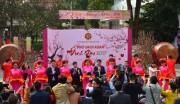 Hà Nội khai mở Phố sách Xuân Đinh Dậu 2017