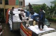 Công tác hỗ trợ gạo luôn bảo đảm về số lượng và chất lượng