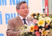 Bí thư  Thành ủy Hà Nội dự lễ phát động Tết trồng cây 2018 tại Thanh Trì