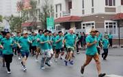 """Hơn 1.000 người tham gia giải chạy """"Vì sức khỏe toàn dân"""""""