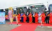 Hà Nội lần đầu tiên có xe bus đạt tiêu chuẩn khí thải Euro 4