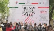Tuần lễ thời trang Ý - Việt 2018