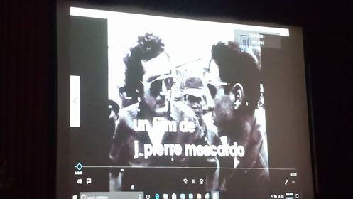 Cảnh trong phim tư liệu về ngày 30/4/1975