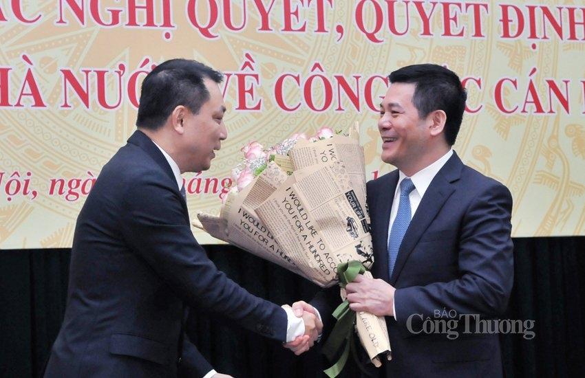 Bộ trưởng Nguyễn Hồng Diên: Điều quan trọng nhất là phát huy truyền thống của ngành, phát huy sức mạnh tập thể