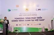 1 triệu USD cho Chương trình phát triển công trình xanh tại Việt Nam
