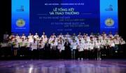 Đoàn Bộ Công Thương giành thứ hạng cao tại Kỳ thi tay nghề quốc gia năm 2018