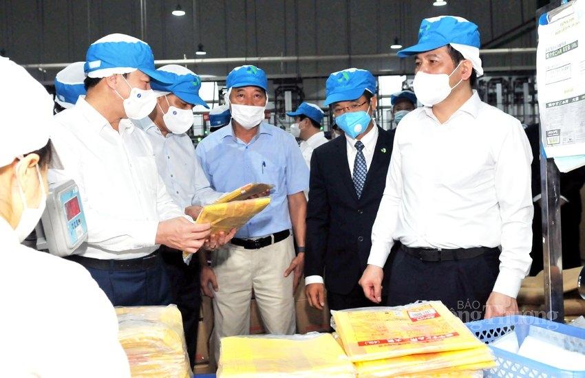 Bộ Công Thương sẵn sàng cùng địa phương, doanh nghiệp phát triển các ngành công nghiệp nền tảng
