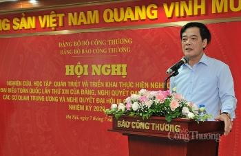 Đảng ủy Báo Công Thương quán triệt, triển khai các nghị quyết của Đảng