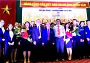Lễ xuất quân đoàn Việt Nam tham dự Kỳ thi tay nghề ASEAN