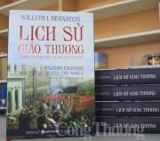 """Ra mắt sách: 'Lịch sử giao thương - Thương mại định hình thế giới như thế nào?"""""""