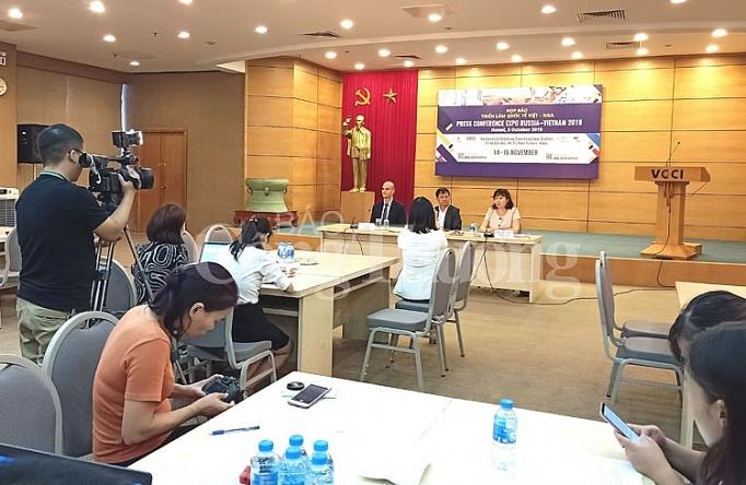 Doanh nghiệp Nga sẽ mang nhiều công nghệ hiện đại sang Việt Nam