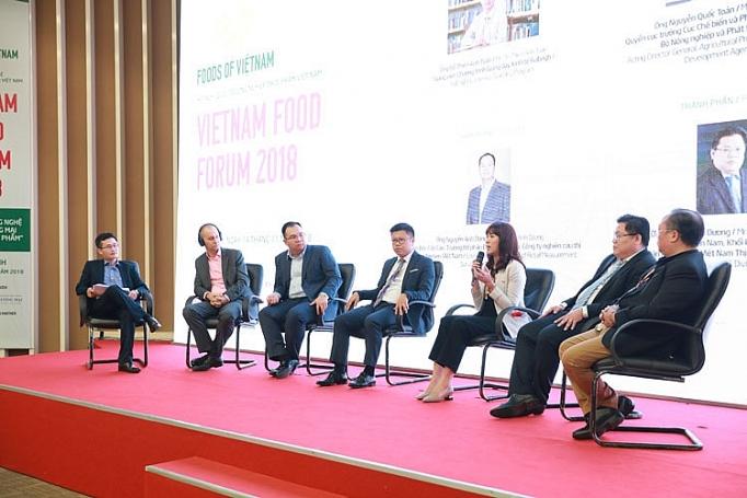 vietnam food forum 2019 giup nong san ung pho rao can hoi nhap