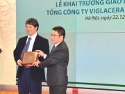 65 triệu cổ phiếu Viglacera niêm yết trên HNX