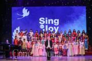 Niềm hy vọng từ đêm diễn 'Vui ca - Sing for Joy'