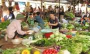 Công bố tiêu chuẩn mới trong quy định chợ kinh doanh thực phẩm