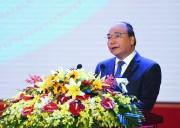 Thủ tướng Nguyễn Xuân Phúc dự Lễ kỷ niệm 20 năm tái lập tỉnh Bình Phước
