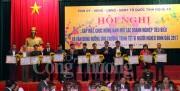 Nghệ An: Hơn 32 tỷ đồng ủng hộ người nghèo đón xuân Đinh Dậu 2017