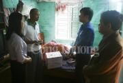 Hải Phòng trao quà Tết các gia đình chính sách, người nghèo